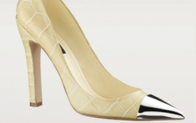 Ready-to-speak: Cap-toe Pumps