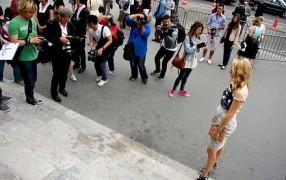 Streetstyle: perfektes Crossdessing