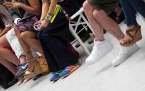 Turnschuh-Trend: Das tragen die Fashionistas