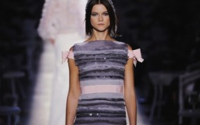 Chanel: Lagerfeld sieht auch Rosa