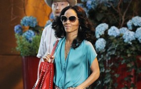 Star Style: Jada Pinkett Smith in G-Star
