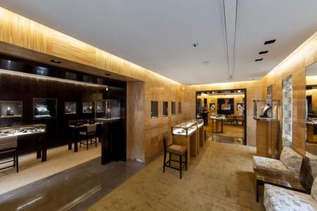 Schmuckladen  Louis Vuittons neuer Schmuckladen - Modepilot