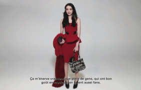 Lanvin Video for real! Modepilot