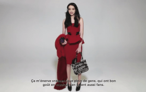 Lanvin Video mit Stimmung