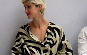 Streetstyle: Zebra-Sommer-Look
