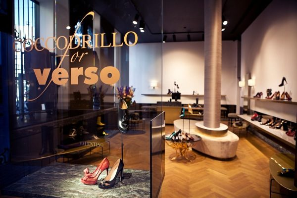 Antwerpen: Coccodrillo und Verso tun sich zusammen
