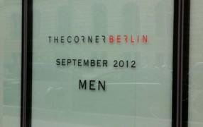 The Corner in Berlin nur für Männer