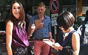 Deutsche Chefredakteurinnen in Mailand (Teil 1)