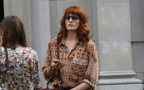 Street Style Florence Welch