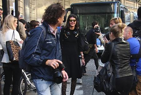 Modepilot-Giovanna Battaglia-Margiela -danach-Bus-Streetstylefotografen-Mode-Blog