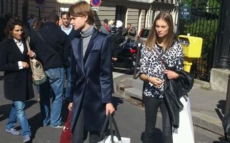 Models get Celine bags Modepilot