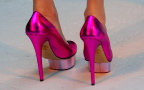Streetstyle-Schuhe von gestern