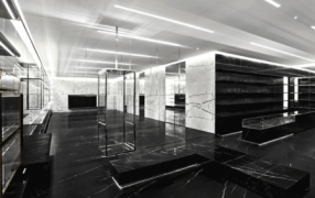 Der (Yves) Saint Laurent Umbau geht weiter