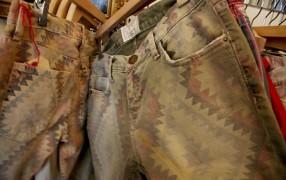 Die Hose, die man sichern sollte