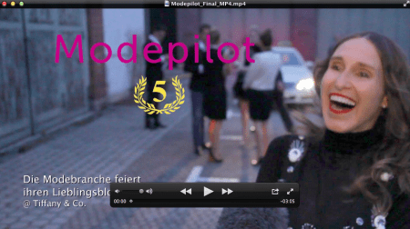 Modepilot Geburtstagsvideo 2012