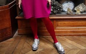 Streetstyle: Pink mit Rot