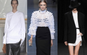 Wintertrend: all-time-classic black&white
