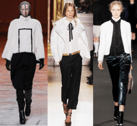 Modepilot-Classic-Schwarz-Weiß-Black-and-White-Mode-Trend-Winter 2012-Fashion-Blog
