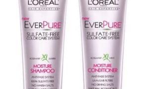 Modepilot testet: Ever Pure Moisture Shampoo