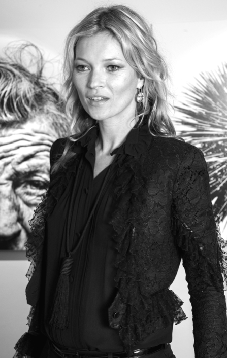 Modepilot-Kate Moss-Book-Launch-Saint Laurent-Sommer 2013-Fashion-Blog