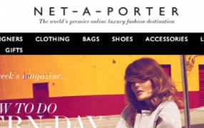 Net-à-Porter ab 2013 auf Deutsch