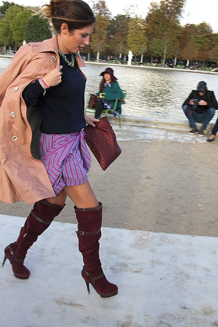 Modepilot-Overknees-Cuissardes- nackte Beine-Stiefel-Schuhe-Streetstyle-Mode-Blog