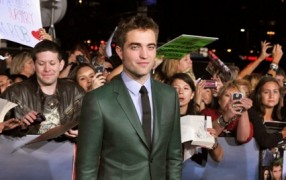 Robert Pattinson trug Gucci