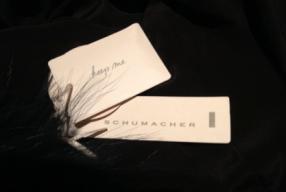Schumacher Etikett Modepilot