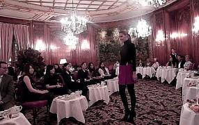 Fashion Tea im Le Bristol: ein Hauch Nostalgie