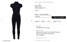 2. Türchen: Alaïa – you wish!