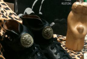 Herrenschuhe 44 Versace Modepilot