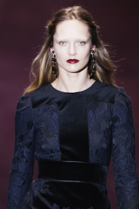 Modepilot-TRend-Beauty-dunbkelrote Lippen-gucci_aw12_0044