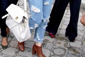 kaputte Jeans