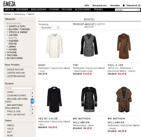 Modepilot-Screenshot-Emeza-Online-Shop-Zalando-Fashion-Blog