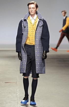 Modepilot-London-Agi & Sam-Fashionweek-menswear-Winter 2013-Fashion-Blog