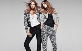 H&M zeigt auf der Pariser Modewoche