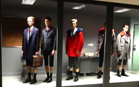 Paris: Carven Homme
