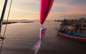Louboutin: Erfolgreich Fischen mit High Heels
