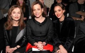 Dior: Guck mal, wer da sitzt!
