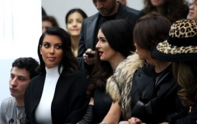 Kim Kardashian bei Stephane Rolland