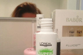 L'Oréal Volumen Puder Modepilot