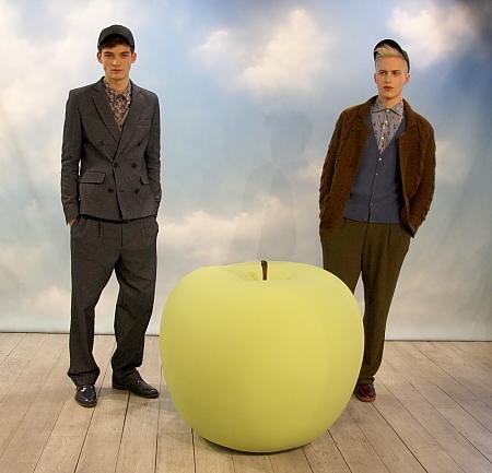 Modepilot-Trend-weite Hosen-Paul & Joe Men-weite Hosen-fashion-Blog