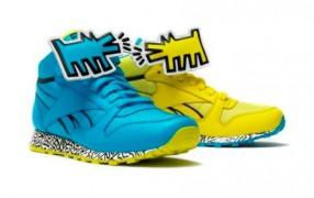 Geht oder geht gar nicht: Reebok und Keith Haring