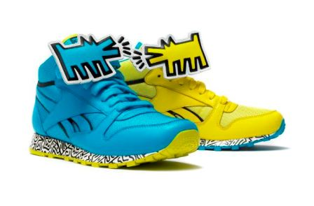 Reebok-modepilot-blog-keith-haring-Classic Leather Mid Strap Lux V44586_unisex (2)