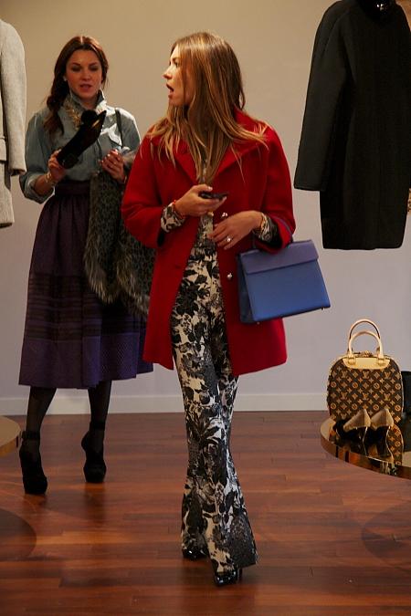 Modepilot-Streetstyle-Miroslava Duma-russische Journalistin-Mode-Fashionweek-Haute Couture-Fashion-Blog