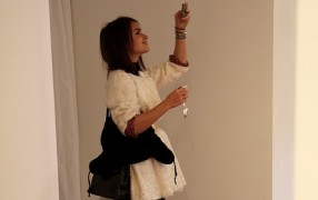 Miroslava Duma and friends by Louis Vuitton