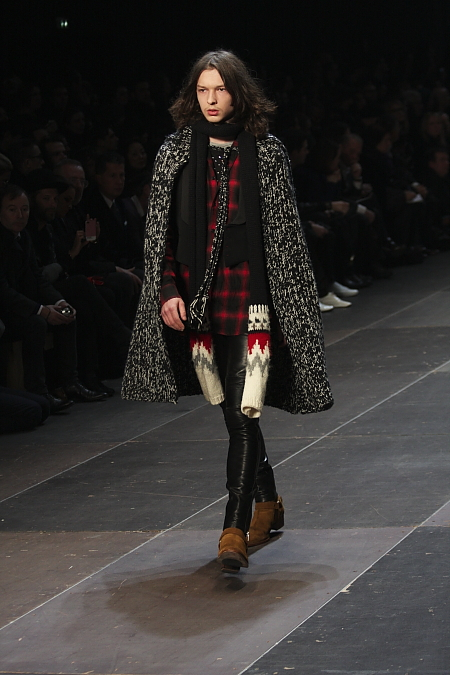 Modepilot-YSL-Saint Laurent-hedi Slimane-erste Männershow-Paris-Fashionweek-fashion-Blog