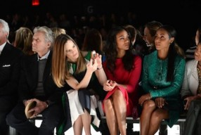 Michael Kors - Front Row - Fall 2013 Mercedes-Benz Fashion Week-modepilot-blog