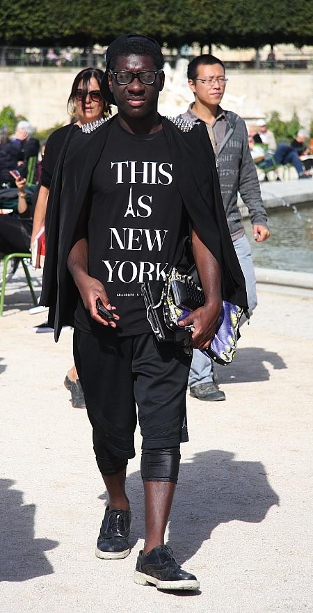 Modepilot-Slogan-T-Shirt-This is NY-Aufschrift ist programm-Streetstyle-Männermode-Blog
