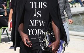 Streetstyle: Zum Start der NY Fashionweek